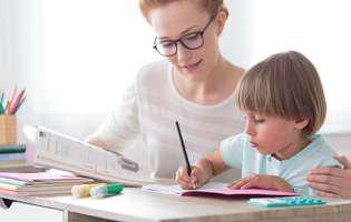 Cum ajuți copilul să învețe eficient? Explicaţiile psihologului