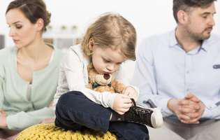 Reguli de comportament atunci când păstrați relația doar de dragul copiilor