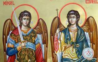 Acatistul Sf Mihail si Gavril