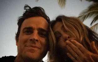 jennifer Aniston se impaca cu Justin Theroux