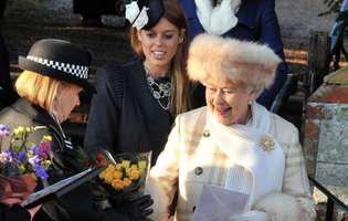 regina Elisabeta nu va mai cumpara haine din blana naturala