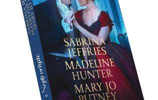 Nopți vrăjite de Sabrina Jeffries, Madeline Hunter și Mary Jo Putney