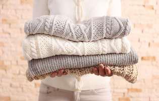 Cum să refolosești puloverele vechi din lână