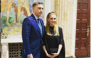 Alina Sorescu si Alexandru Ciucu au fost pradati de hoti