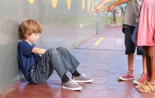 Bullying în școlile din România. Aproape 3 sferturi dintre copii sunt victime