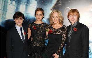 JK Rowling s-a facut roscata