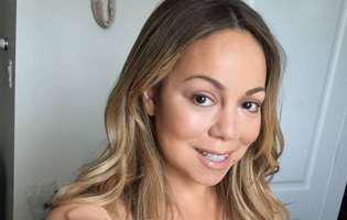 Mariah Carey a slabit
