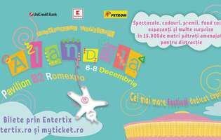Alanadala, cel mai mare festival dedicat copiilor, la Romexpo între 6 și 8 decembrie