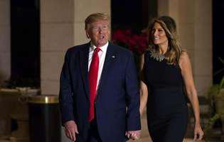 ce cadou i-a luat de Craciun Donald Trump sotiei sale