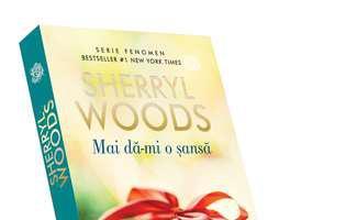 """""""Mai dă-mi o șansă"""" de Sherryl Woods"""