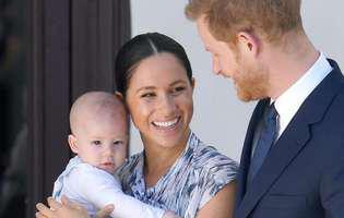 Meghan Markle și prințul Harry au anunțat data oficială la care vor ieși definitv din familia regală. Ce le-a impus regina