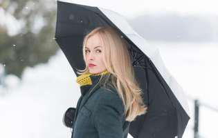 Îngrijirea părului iarna. Ce produse să folosești în sezonul rece