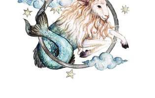 Simbolul zodiei Capricorn. De ce este cel mai ciudat din tot zodiacul?!!!