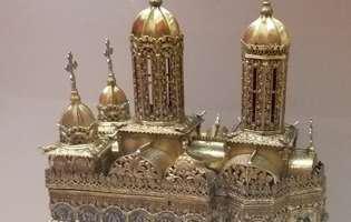 Chivotul, bijuteria din altar care păstrează taine sfinte