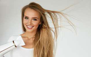 Utilizări mai puțin cunoscute ale uscătorului de păr