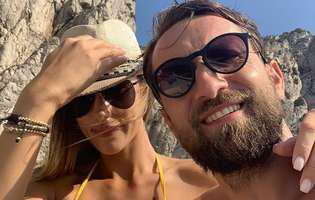 Dani Oțila cerut-o de soție pe Gabriela Prisăcariu!