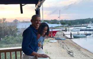 Barack Obama, mesaj pentru Michelle, de ziua ei