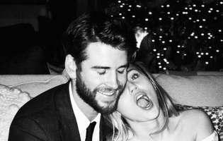 Miley Cyrus si Liam Hemsworth au divortat