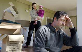 Află de ce în unele familii se ajunge la divorț după nașterea copilului