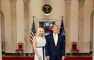 fata cea mica a lui Donald Trump
