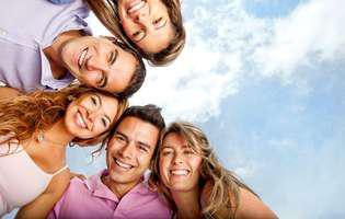 Fericirea se ascunde în codul genetic! De ce unele popoare sunt mai fericite decât altele