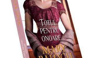 Totul pentru onoare de Mary Balogh