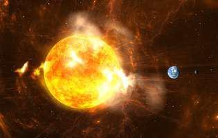 Radiațiile solare puternice ne scurtează viața