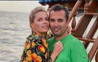 Andreea Banica, secretul relatiei cu Lucian Mitrea