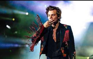 Harry Styles, jefuit sub amenintarea armei