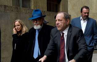 Harvey Weinstein gasit vinovat de viol