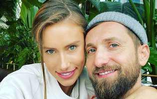 Cea mai frumoasă imagine cu Dani Oțil și Gabriela Prisăcariu! Detaliul remarcat imediat de fani