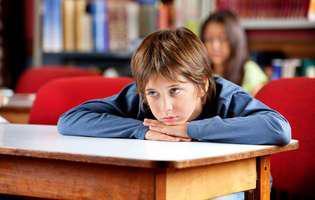 Probleme cu școala