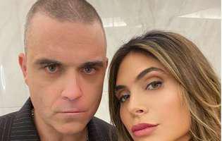 Robbie Williams a devenit tata pentru a patra oara