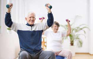 Tratamente la domiciliu pentru dureri de spate: Activitate fizică