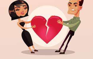 Ziua Îndrăgostiților poate duce la despărțire. Mulți bărbați aleg să se despartă