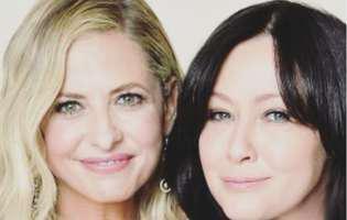 Mesajul dureros făcut public de Sarah Michelle Gellar după ce prietena ei Shannen Doherty adezvăluit a fost iar diagnosticată cu cancer