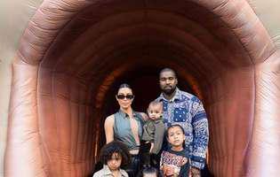 camera de joaca a copiilor lui Kim Kardashian