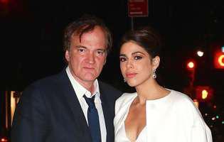 Celebrul regizor Quentin Tarantino a devenit tată pentru prima dată