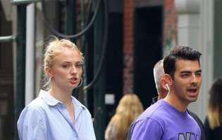 Sophie Turner și Joe Jonas