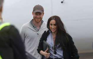 """E oficial! Prințul Harry și Meghan Markle au confirmat că nu vor mai folosi titulatura de """"Sussex Royal"""""""