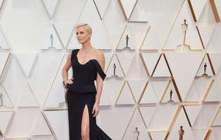 vedete care au venit cu mama la Oscaruri