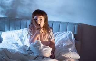 Copilul are coșmaruri din cauza filmelor. Verifică filmele pe care le urmărește