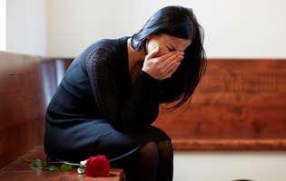 Cum faci față morții partenerului. Durerea doliului