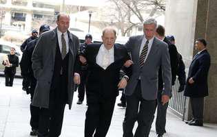 Harvey Weinstein a fost condamnat la 23 de ani de inchisoare