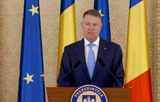 Iohannis: Nu se redeschid școlile