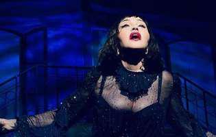 Madonna, inca un concert anulat dupa o accidentare