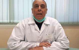 Medicul Virgil Musta: 50% dintre pacienții infectați cu COVID-19 au forme ușoare