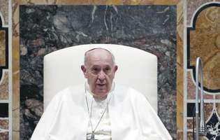 Papa Francisc cere tuturor credinciosilor sa spuna Tatatl nostru miercuri, 25 martie