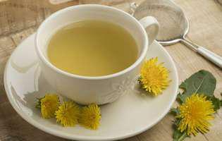 Sănătate cu ajutorul primelor plante de primăvară: Păpădia, energizant