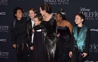 doua dintre fetele Angelinei Jolie au fost operate